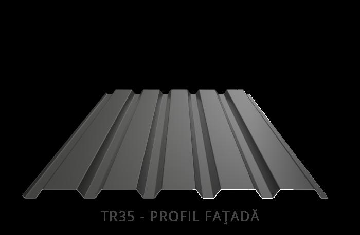 RAL 9005 PVDF
