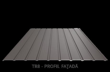 RAL 8019 PVDF