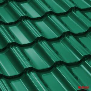 Tigla metalica Bilka Goticral 6005 verde